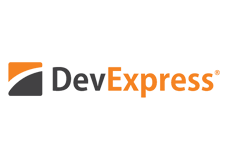 Logo DevExpress